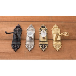 Brass Accents D04-K561 L'Enfant Collection Door Set, Small
