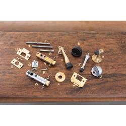 Brass Accents D09-C Door Hardware Accessories