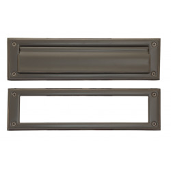 Brass Accents A07-M0030 Door Mail Slot
