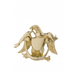 Brass Accents A04-K2000 Eagle Door Knocker