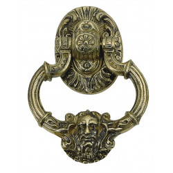 Brass Accents A04-K5060 Neptune Door Knocker