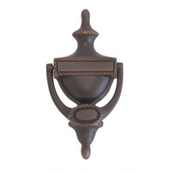 Brass Accents A06-K Door Rope Knocker