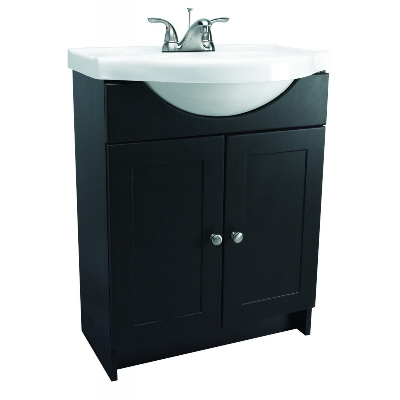 Design House Two Door Euro Style Ensemble Vanity Combo Collection