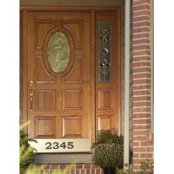 Brass Accents Door Kick Plates