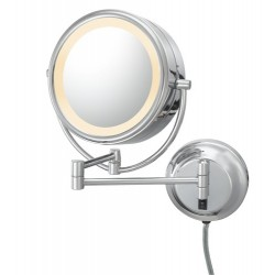 Kimball & Young Double Sided LED Lighted Mirror - 6 ft. Power Cord