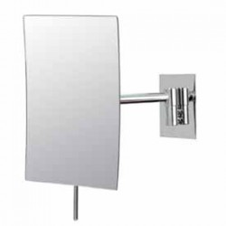 Kimball & Young Non Lighted Minimalist Rectangular Wall Mirror
