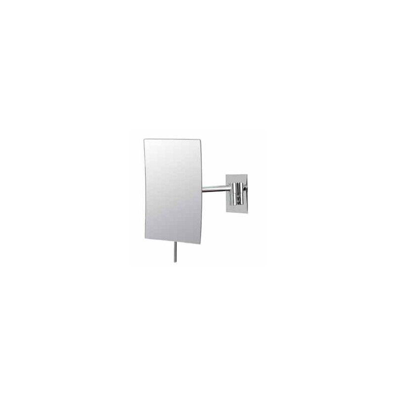 Kimball Amp Young Non Lighted Minimalist Rectangular Wall Mirror