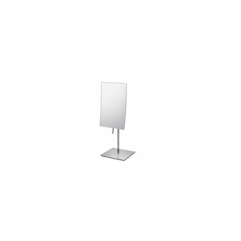 Rectangular Vanity Mirror With Lights : Kimball & Young Non Lighted Minimalist Rectangular Vanity Mirror