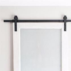 Jako CY-A01 Rustic Steel Sliding Door System