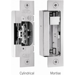 RCI 5 Series No-Cut Cylindrical & Mortise Strikes