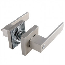 Jako 114 LIsabon Premium Premium Stainless Steel Keyed Door Lever