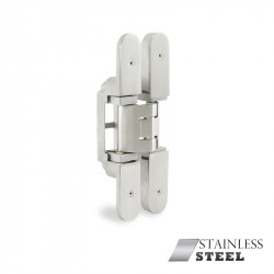 Jako WBC180 Heavy Duty Stainless Steel 3D Concealed Door Hinge