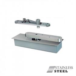 Jako JK05 Cmmercial Center Stainless Steel Flush Hung Pivot Hinge