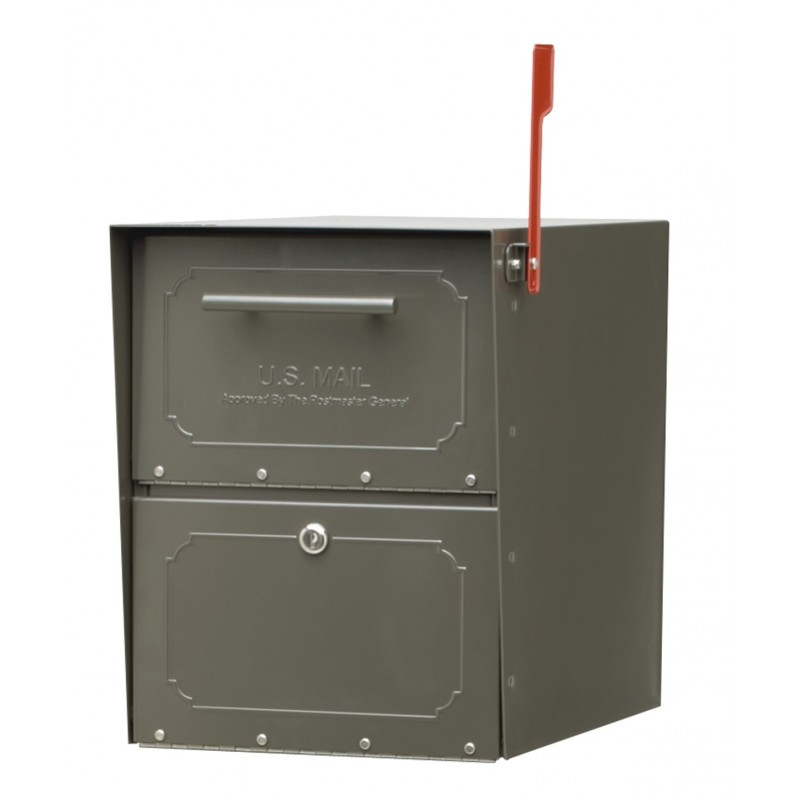 Architectural Mailboxes 6200 10 Oasis Jr Post Mount Mailbox