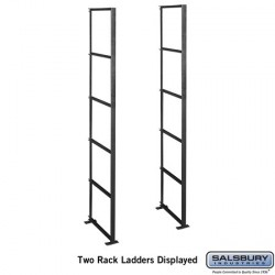 Salsbury Rack Ladder