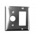 Amba AJ-DGP Accessories Jeeves Double Gang Plate