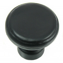 MNG Hardware 84300 Series Large Button Knob - Riverstone
