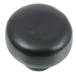 MNG Hardware 84400 Series Large Round Knob - Riverstone