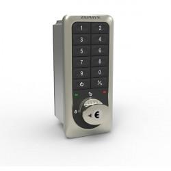 Zephyr Professional Series 6210/6215 Electronic Keypad Locks