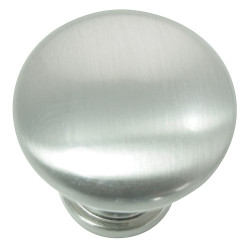 "Laurey 54600 Series 1 3/8"" Hollow Steel Knob"