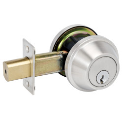 Master Lock Heavy Duty Grade 2 Deadbolt