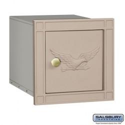 Salsbury Cast Aluminum Column Mailbox