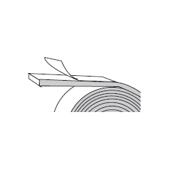 NGP Butyl Rubber Glazing Tape