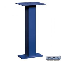 Salsbury Replacement Pedestal - for Pedestal Drop Box