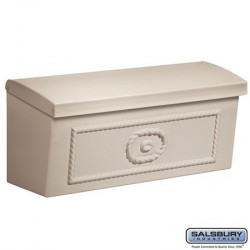 Salsbury Townhouse Mailbox - Surface Mounted
