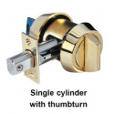 Mul-T-Lock HD1 / HD2 Grade 1 Hercular Deadbolt