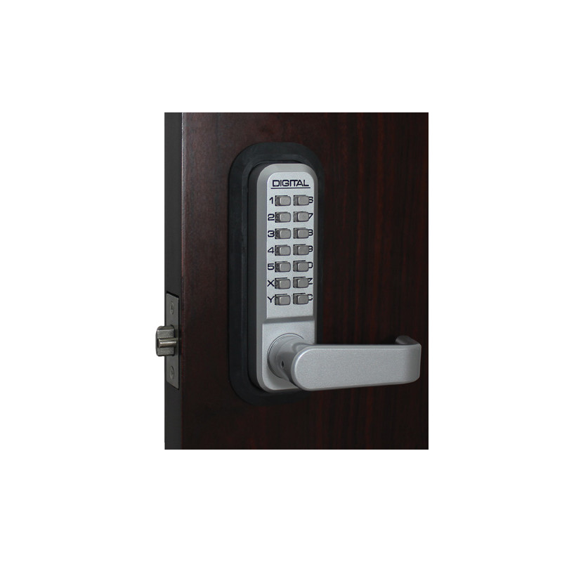 Lockey 2835dc Mechanical Keyless Lock With Passage