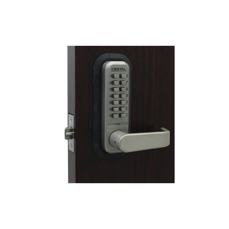 Lockey 2835dc Mechanical Keyless Lock With Passage