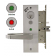 Marks USA LA318GJ LocDown™ Mortise Lockset with Classroom Security Functions