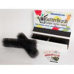 Gutter Brush Leaf Guard 12 Pack