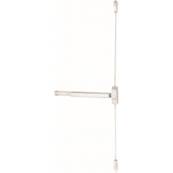 Precision E2703 Apex Wood Door Concealed Vertical Rod Electric Exit Device - Reversible, Wide Stile