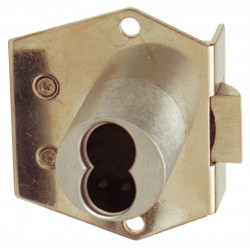 Olympus 725RL Rim Mount Door Latch Lock