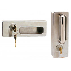 "Olympus 2000LP Large Format Handles (For 1-1/8"" Diameter Cabinet Locks)"