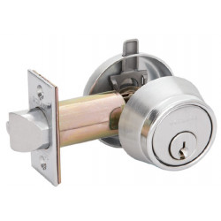 Schlage B250PD Single Cylinder Deadlatch (Night Latch)