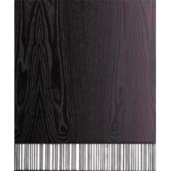 Philip Watts Barcode Pattern Door Kick Plate