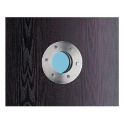 Philip Watts SS Circular Stainless Steel Porthole Kit for Any Width Door