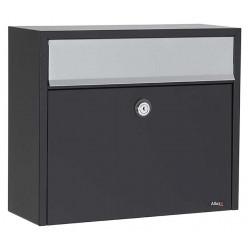 QualArc ALX-LT150 Allux Wall Mount Mailbox