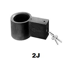 Best 2J Series Semi-Trailer Kingpin Locks