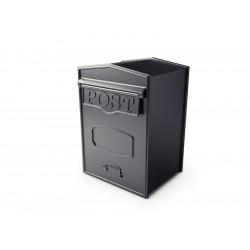 QualArc LSF-LS05 Lettasafe Bloomsbury Rear Retrieval Mailbox
