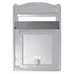 QualArc HS-PLATE Lettasafe High Security Plate