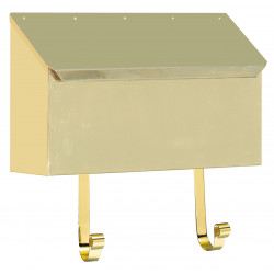 QualArc MB-500 Provincial (Horizontal) Mailbox with Hooks
