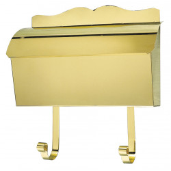 QualArc MB-900 (Roll Top) Mailbox with Hooks