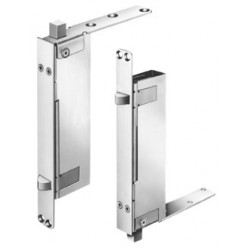 DCI T942 Trim Package for Set of Automatic Flush Bolts for Wood Doors