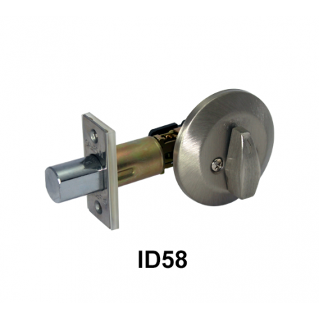 Cal-Royal ID58/60 Standard Duty Deadbolts