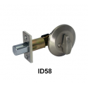 Cal-Royal ID58/60 Standard Duty Single-Sided Deadbolt Gate Latch