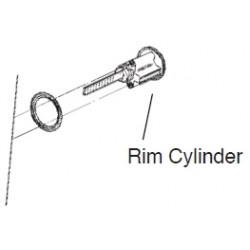 "DCI RC-1 1"" Standard Rim Cylinder"